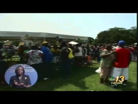 Mt  Moriah MP Sponsors Back To School Event
