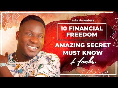 MUST WATCH! 10 Financial Freedom Secrets (Become A MONEY Magnet INSTANTLY!!!)