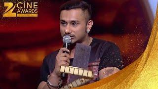 Zee Cine Awards 2014 Internaional Icon Male Honey Singh