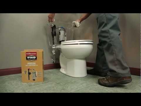 Fluidmaster PRO550K Dual Flush Installation Video