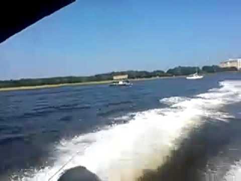 Boating in Charleston