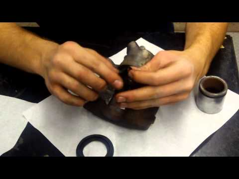 How to Rebuild Brake Calipers