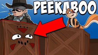 Peekaboo - WE HAVE SOME OUTLAW PROPS TO FIND! (Delirious' Perspective)