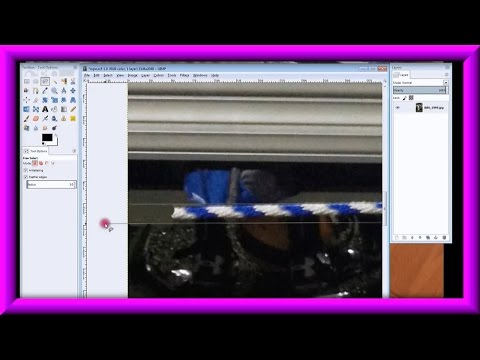 How To Use A Mask To Fix A Photo With GIMP