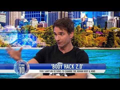 Todd Sampson Talks 'Body Hack 2.0' | Studio 10