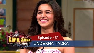 Undekha Tadka | Ep 31 | The Kapil Sharma Show | Sony LIV | HD