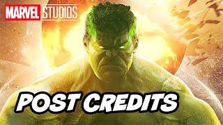 Download Avengers Endgame Post Credit Scene - Hulk Scene Re Release Breakdown Video