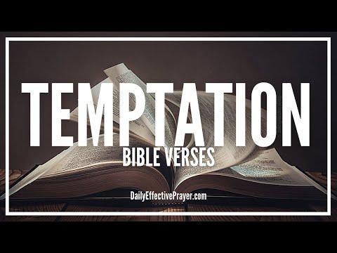 Bible Verses On Temptation - Scriptures On Avoiding Temptation (Audio Bible)
