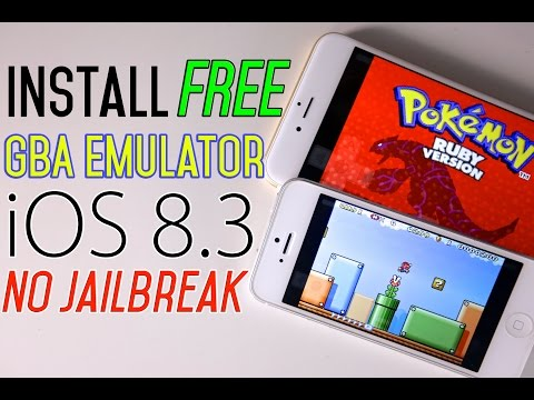 iphone 6s plus gba emulator