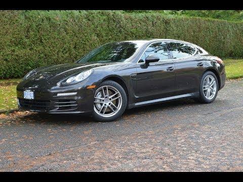 2014 Porsche Panamera 4S review