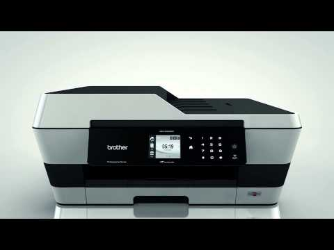 Brother MFC-J6520DW - A3 All in One Wireless Inkjet Printer