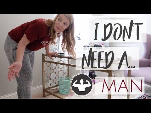 I DON'T NEED A MAN!!💪🏻