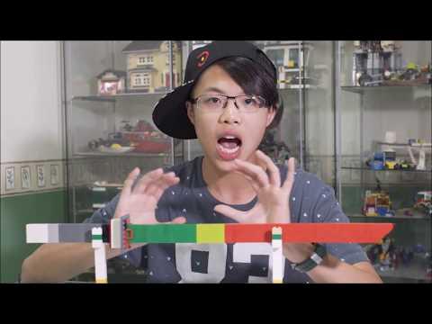 How to make a Lego Katana Sword (Super Easy & Cheap)
