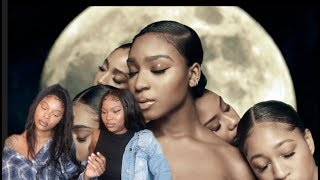 Normani - Waves (feat. 6LACK) (Official Music Video) REACTION | NATAYA NIKITA
