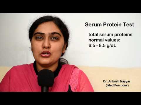 Protein Test - Procedure, Normal Range and Result Interpretation