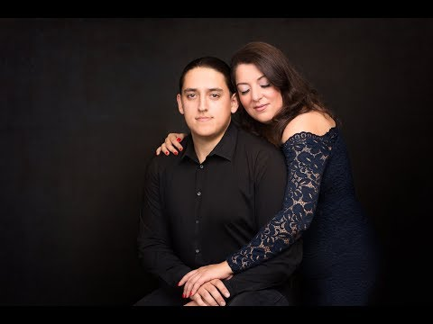Mother & Son Photoshoot