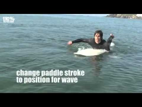 Surfing Basics - Paddling & Catching Waves
