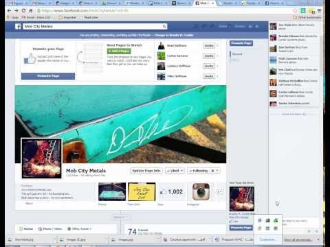 How to add a Mailchimp Email List to my Facebook Fanpage