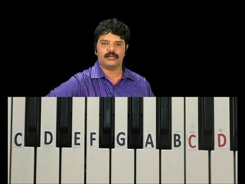 We shall overcome song learning on Keyboard