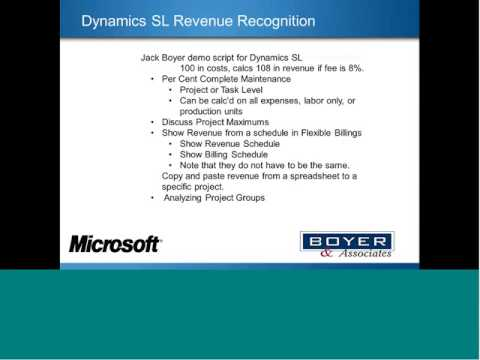 Optimizing Professional Services: Revenue Recognition and Analyzing Project Groups