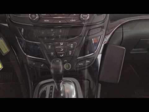 Konsola KUDA z uchwytem HR do pojazdu Opel Insignia