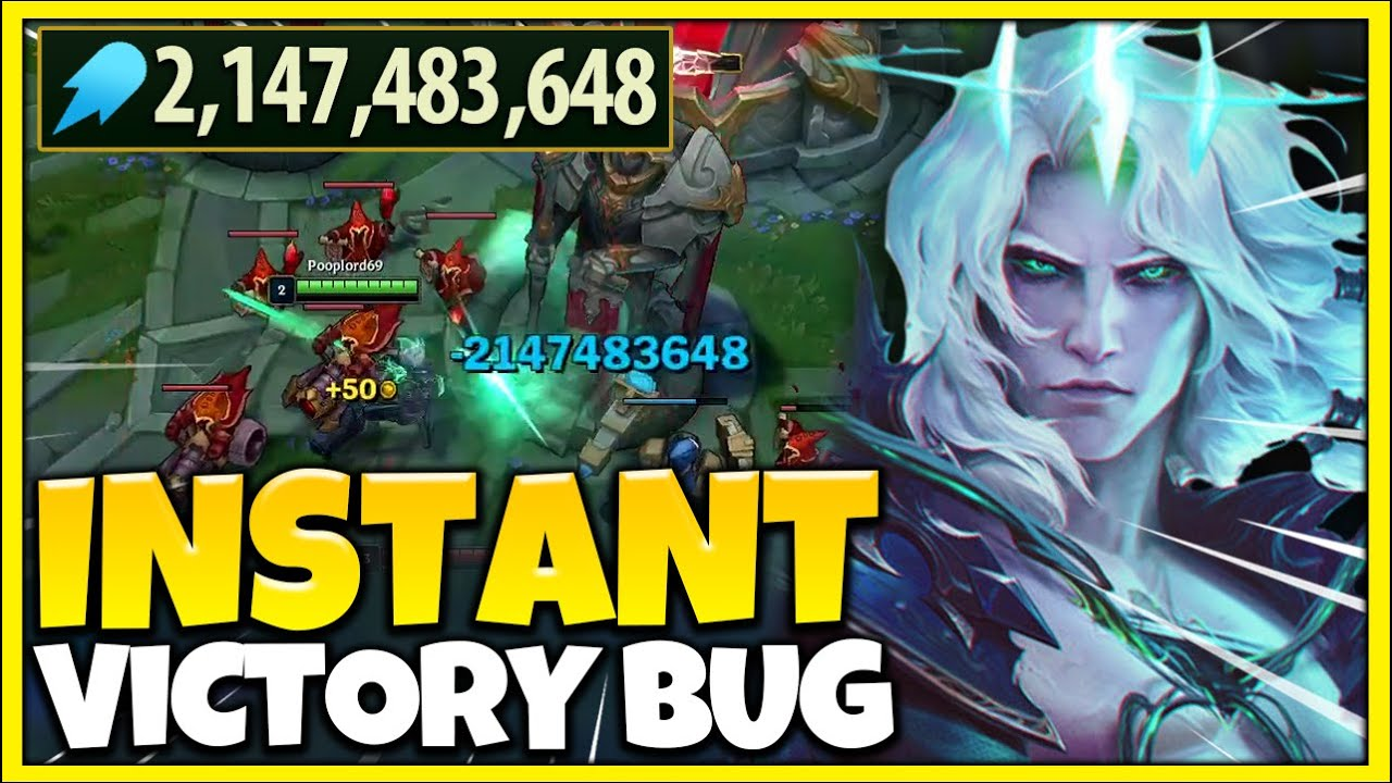 Two BILLION AP, Teleport ANYWHERE INSTANTLY! (New LIVE Server Viego Bug) - League of Legends