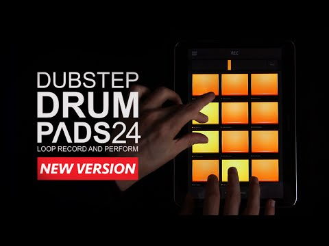 NEW DUBSTEP DRUM PADS 24 - ANDROID & iOS