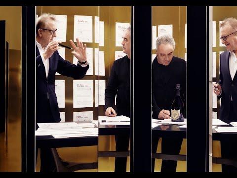 Dom Pérignon & Ferran Adrià for the elBullifoundation - Dom Pérignon Decoding