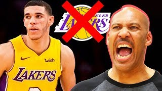 Lonzo Ball Removed from Lakers and the NBA By LaVar Ball (Parody)