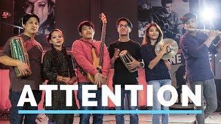 Charlie Puth | Attention (Cover) | Abin Shakya ft. Sulaxya Maharjan x Kripa Bajracharya x Abin Bho