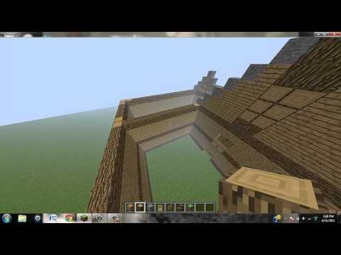 mansion tutorial part 2. for minecraft