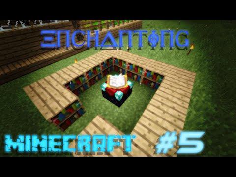 Enchanting/Fortune III! | Minecraft Vanilla 1.8 Survival Ep. 5
