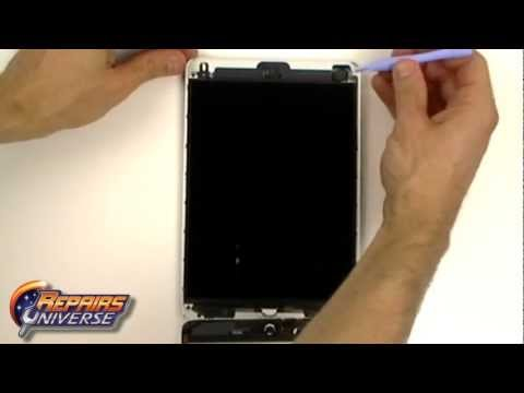 iPad Mini Touch Screen Digitizer Replacement Directions | RepairsUniverse