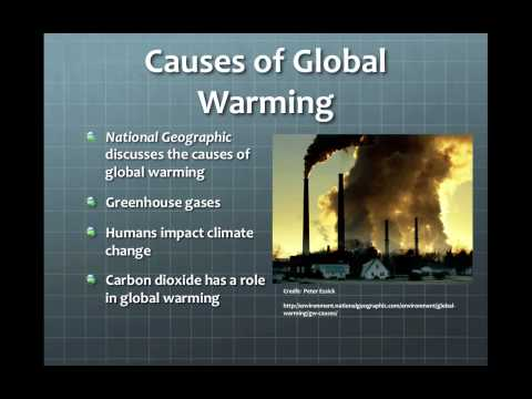 Mitchell Thomas ABE 170 A2 Global Warming Presentation