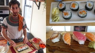 Beginners Guide To Sushi Making