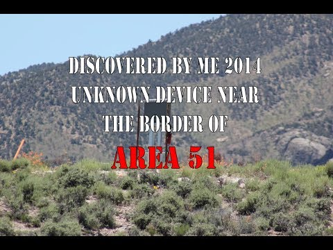 AREA 51: I Discover a New Device at the Border 2014