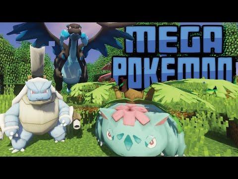 NEW MEGA POKEMON & HOW TO GET THEM! | Pixelmon 5.0.2 Update Review