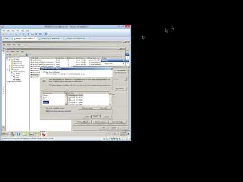 server 2008 8 18 update printer driver