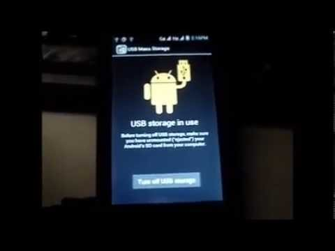 Installing custom ROM and Rooting  on Cherry Mobile Flare via stock recovery