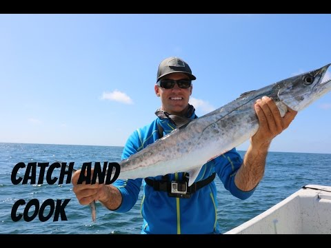 Catch and Cook King Mackerel