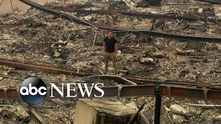More than a quarter million displaced because of California fires