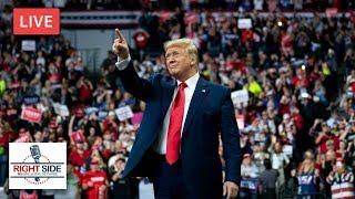 🔴 President Donald Trump Rally LIVE in Hershey, PA 12/10/19