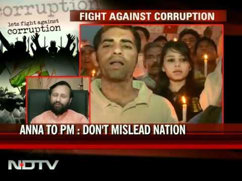 Anna Hazare's crusade galvanizes India