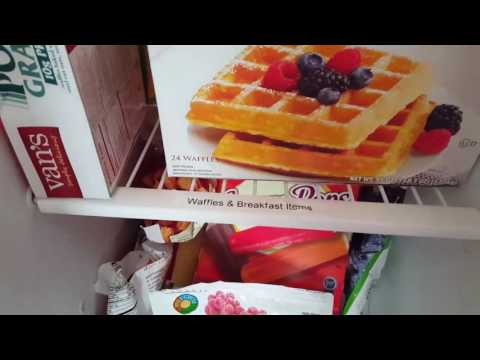 How to organize your freezer using categories and labels