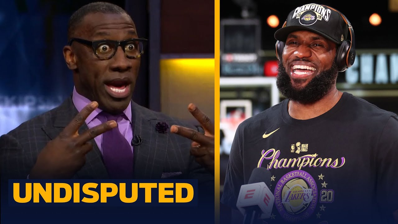 LeBron's Lakers won free agency & set themselves up to repeat — Shannon Sharpe | NBA | UNDISPUTED