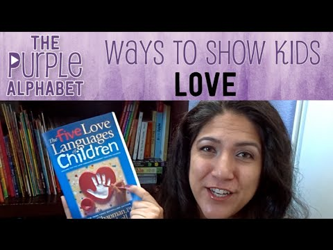 How to Find the Love Language of Your Child