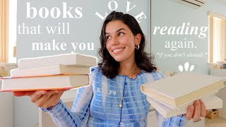 Books You NEED to Read in 2021 *that will make you love reading