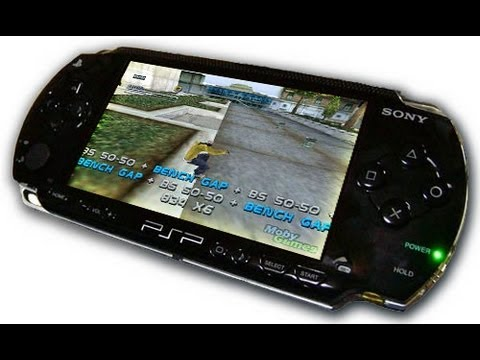 How to convert PSX Games to PSP Games.