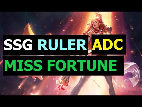 Samsung Galaxy Ruler Miss Fortune ADC Patch 7.17 Pro Replay