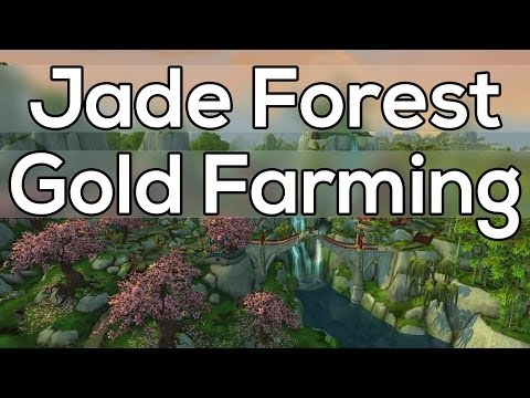 WoW Patch 5.4.8 Gold Farming Guide (Up to 10k Per Hour!)